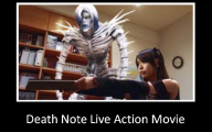 Death Note Movie 2 Free Wallpaper