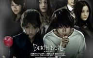 Death Note Movie 20 High Resolution Wallpaper