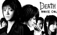 Death Note Movie 31 Background Wallpaper