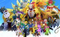 Digimon Adventure Tri 1 Free Wallpaper