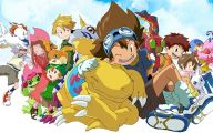 Digimon Adventure Tri 18 Anime Wallpaper