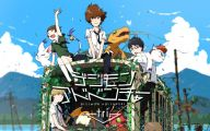Digimon Adventure Tri 2 Anime Background