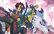 Digimon Creatures 10 Wide Wallpaper