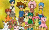 Digimon Creatures 14 Anime Wallpaper