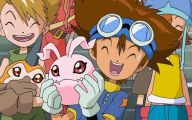 Digimon Creatures 17 Anime Background