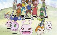 Digimon Creatures 23 Wide Wallpaper