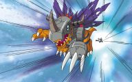 Digimon Creatures 29 Widescreen Wallpaper