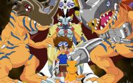 Digimon Creatures 30 Cool Wallpaper