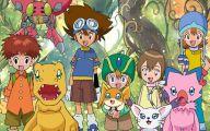 Digimon Creatures 32 Desktop Background