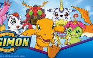 Digimon Creatures 34 Free Wallpaper