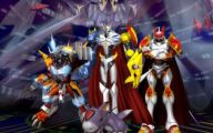Digimon Creatures 36 Widescreen Wallpaper