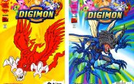 Digimon Creatures 38 Free Wallpaper