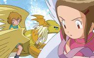Digimon Creatures 40 Widescreen Wallpaper