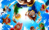 Digimon Creatures 41 High Resolution Wallpaper