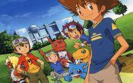 Digimon Creatures 5 Desktop Wallpaper