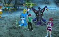 Digimon Online 3 Free Wallpaper
