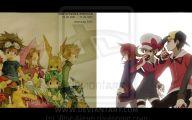 Digimon Vs Pokemon 13 Anime Wallpaper
