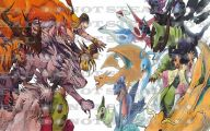 Digimon Vs Pokemon 2 Anime Background