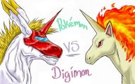 Digimon Vs Pokemon 21 Hd Wallpaper