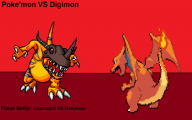Digimon Vs Pokemon 24 Wide Wallpaper