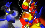 Digimon Vs Pokemon 4 Widescreen Wallpaper