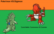 Digimon Vs Pokemon 42 Free Hd Wallpaper