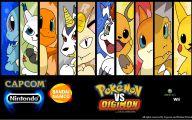 Digimon Vs Pokemon 6 Widescreen Wallpaper