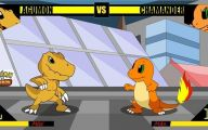 Digimon Vs Pokemon 9 Cool Hd Wallpaper