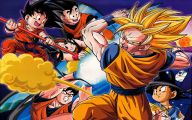 Dragon Ball Fierce Fighting 4 4 Background Wallpaper