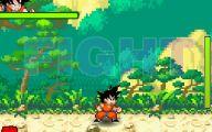 Dragon Ball Fierce Fighting 4 5 Widescreen Wallpaper