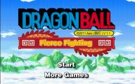 Dragon Ball Fierce Fighting 4 9 Cool Hd Wallpaper