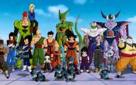 Dragon Ball Z Dragon 28 Widescreen Wallpaper