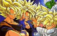 Dragon Ball Z Dragon 3 Wide Wallpaper