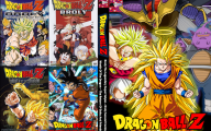 Dragon Ball Z Movies 3 Anime Wallpaper