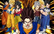 Dragon Ball Z Movies 7 Background Wallpaper
