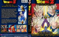 Dragon Ball Z Movies 8 Desktop Wallpaper