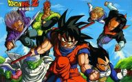Dragon Ball Z Movies 9 Background Wallpaper