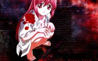 Elfen Lied Anime 27 Background Wallpaper