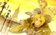 Elric Brothers 36 High Resolution Wallpaper