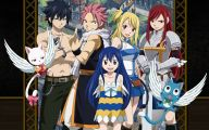 Fairy Tail Manga 30 Background Wallpaper