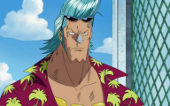 Franky One Piece 18 Desktop Wallpaper