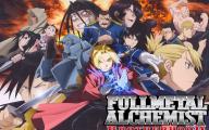 Fullmetal Alchemist Brotherhood 74 Anime Background