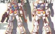 Gundam Series 61 Anime Background