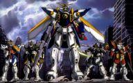 Gundam Series 65 Desktop Background