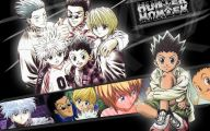Hunter X Hunter 109 Background Wallpaper