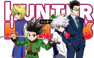 Hunter X Hunter 93 High Resolution Wallpaper
