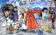 Inuyasha 2014 70 Widescreen Wallpaper