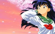 Kagome Higurashi 27 Anime Background