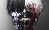 Kaneki Ken Mask 21 Desktop Wallpaper