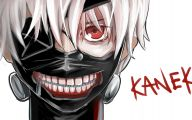 Kaneki Ken Mask 31 Widescreen Wallpaper